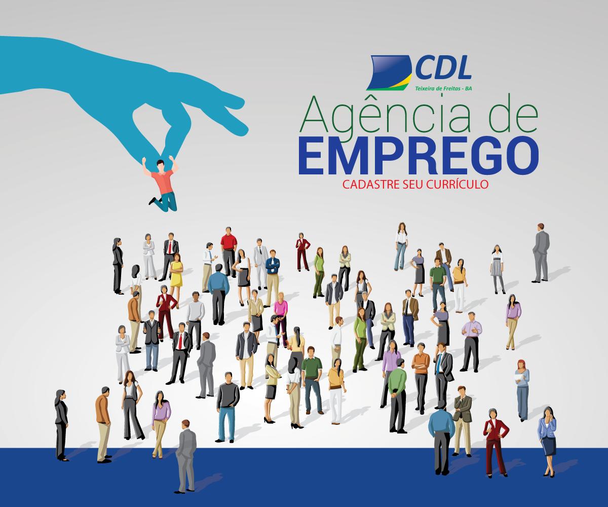 Agência de Emprego CDL já está cadastrando currículos