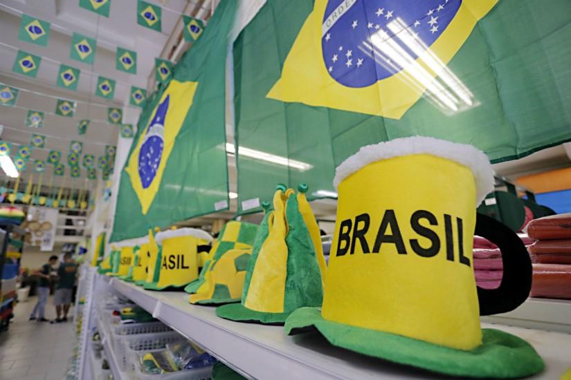 60 milhões de brasileiros devem ter gastos relacionados à Copa do Mundo, mostra levantamento do SPC Brasil e CNDL