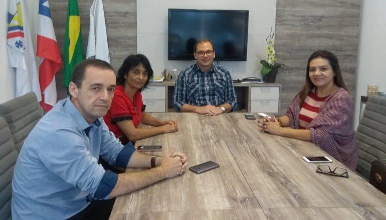 Agenda Propositiva: ACE, CDL e Sincomércio se reúnem para discutir ações em prol do empresariado teixeirense